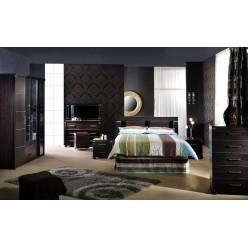 Спальня Мира (Mira) венге от Bellona
