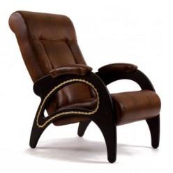 Кресло для отдыха Комфорт № 41 из дерева сборно-разборное