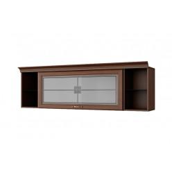 Настенный шкаф-витрина Луара ЛУ-441.01