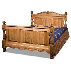 Кровать  Викинг GL (искусственное старение)