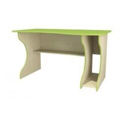 Детский компьютерный стол прямой с нишей Комби МН-211-05