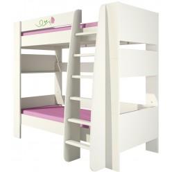 Детская двухъярусная кровать с лестницей Розалия КРД180-1Д1 - АКЦИЯ