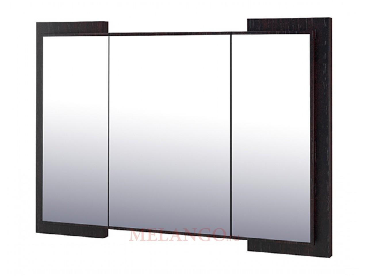 Прямоугольное настенное зеркало в спальню Барселона МН-115-08