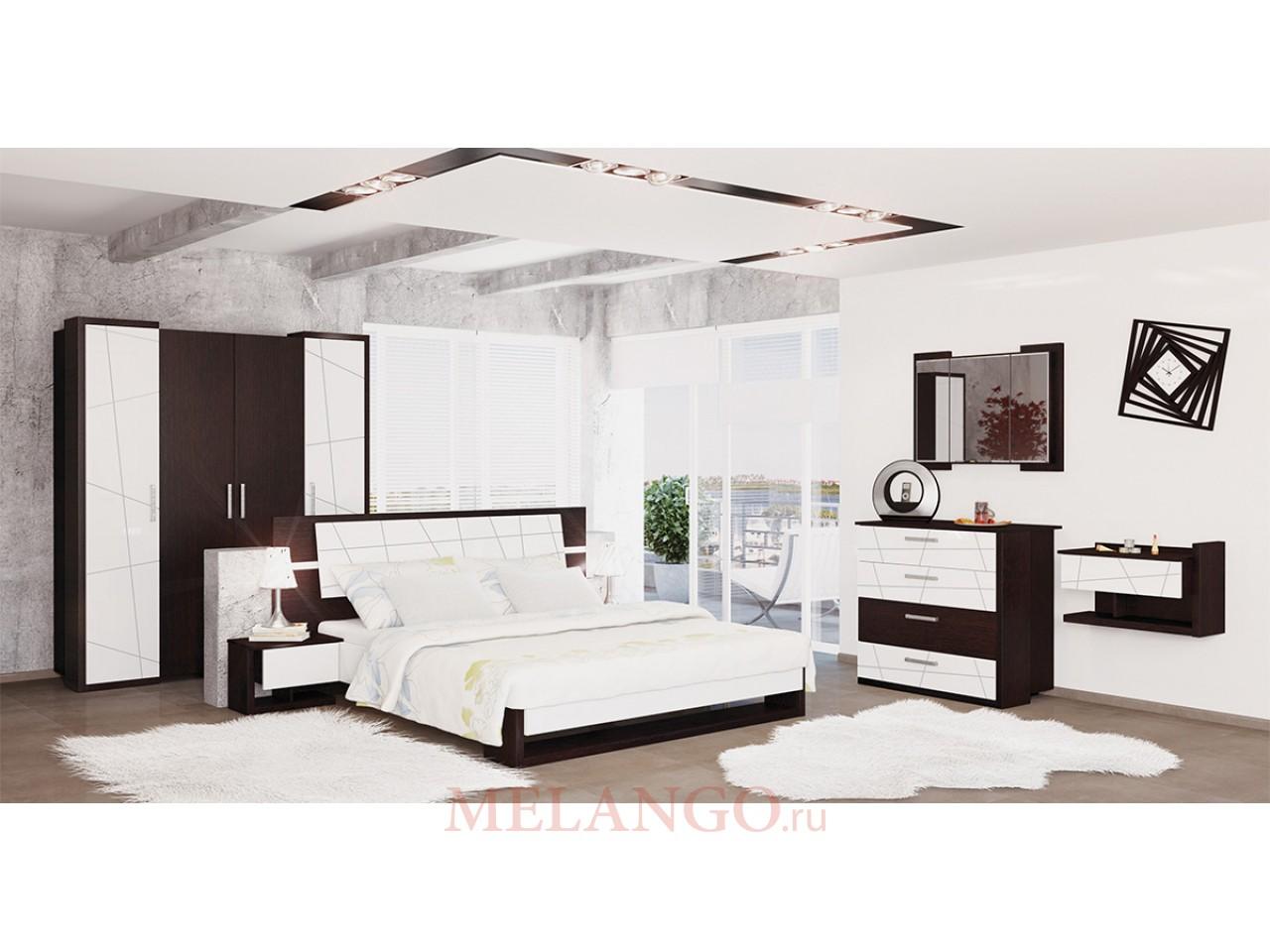 Спальня Барселона от Мебель-Неман