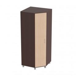 Угловой шкаф для одежды Лима
