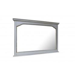 Зеркало Давиль ММ-126-28 (белая эмаль)