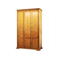 Шкаф для одежды Лика ММ-137-01/03Б (медовый дуб)
