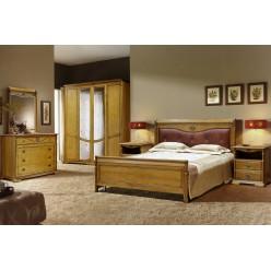Спальня Лика (медовый дуб)