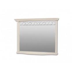 Зеркало Оскар ММ-210-28 (белая эмаль)