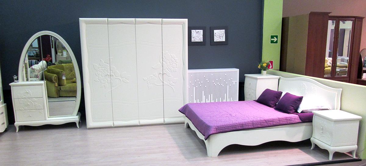 Спальня Астория в магазине
