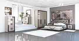 Спальня Эллипс от Мебель-Неман