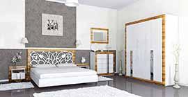 Спальня Лотос от Мебель-Неман