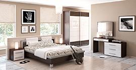Спальня Николь от Мебель-Неман
