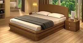 Кровати серии Эва Торис