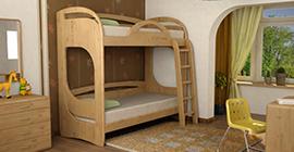 Кровати серии Миа Торис