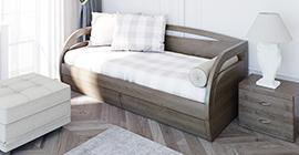 Кровати серии Вега Торис