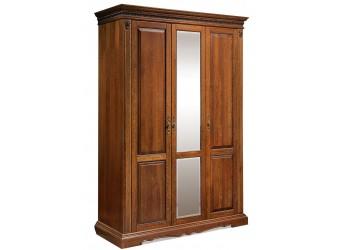 Шкаф для одежды «Милана 01» П294.01 (черешня)