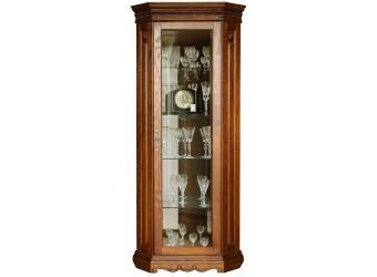 Шкаф-витрина для гостиной «Милана 10» П265.10 (черешня)