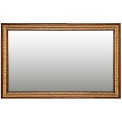 Зеркало настенное «Милана 18» П265.18 (черешня с золочением)
