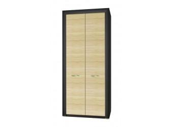 Двухстворчатый шкаф для одежды Денвер 2DG