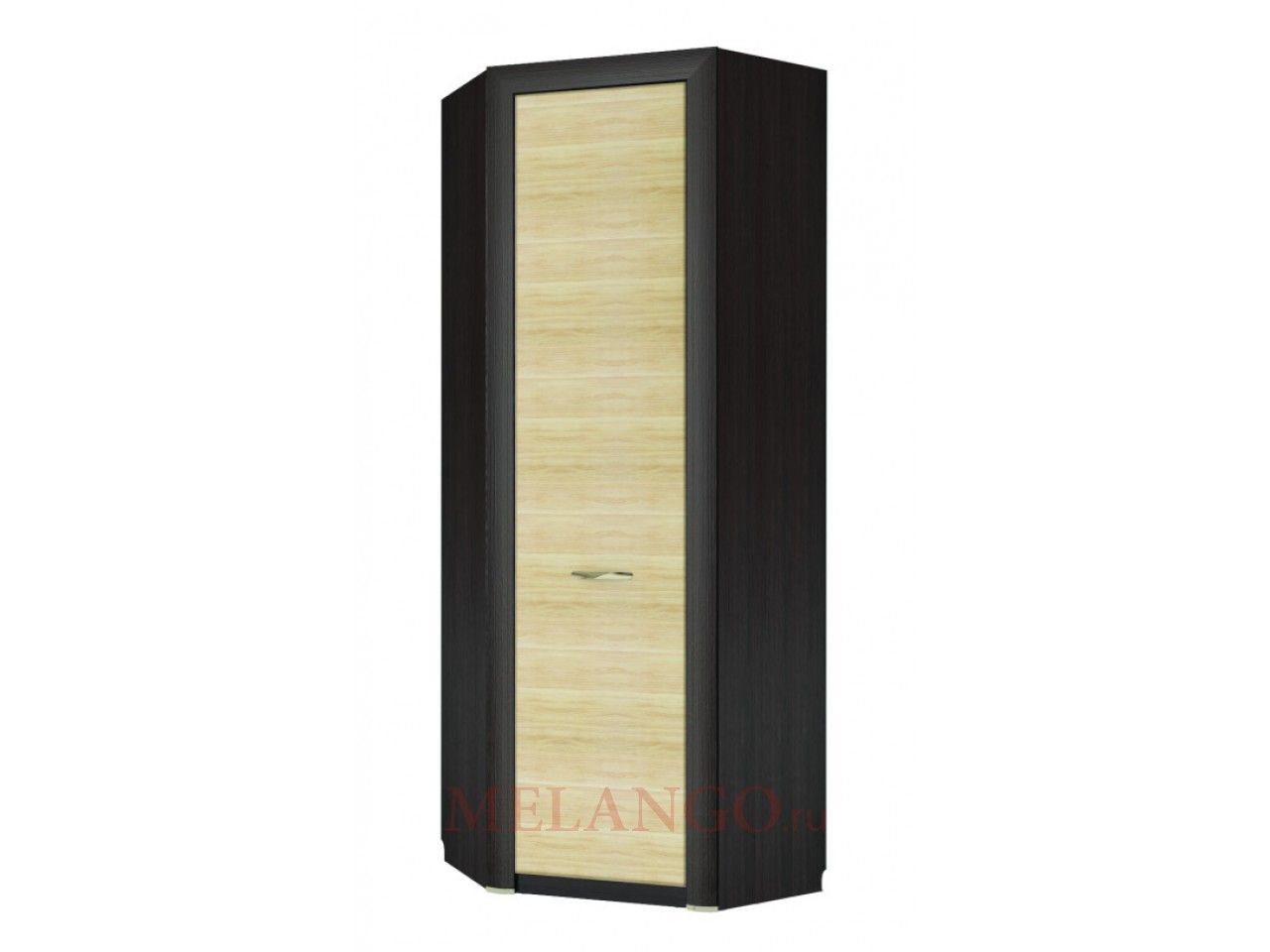 Угловой шкаф для одежды Денвер 97x97