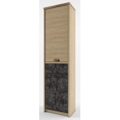 Шкаф-пенал для одежды Дизель 2D1S/D3 истамбул