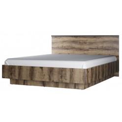 Двуспальная кровать Джаггер 160 с подъемным механизмом