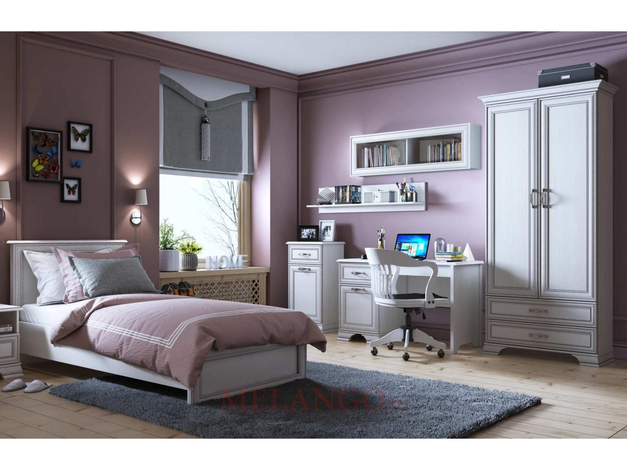 Мебель для детской Тиффани (крем вудлайн)