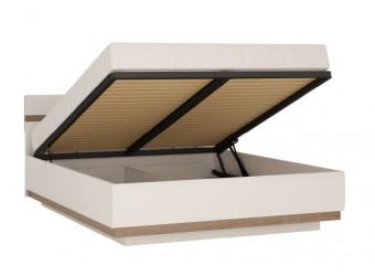 Двуспальная кровать Линате 160/TYP 94-01 с подъемным механизмом