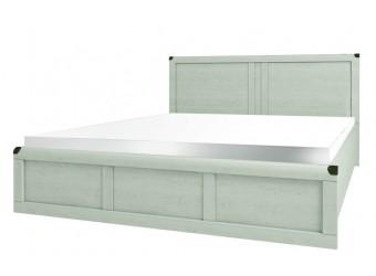 Односпальная кровать Магеллан 120 сосна винтаж
