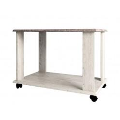 Журнальный столик Монако L на колесиках