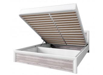 Двуспальная кровать Оливия 160 с подъемным механизмом