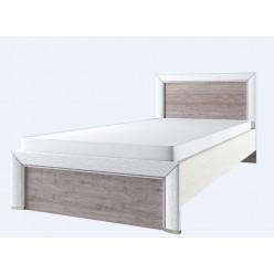 Односпальная кровать Оливия 90