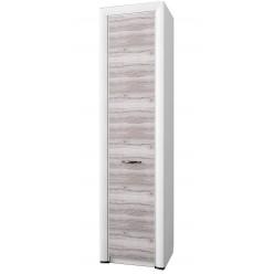 Шкаф-пенал для одежды Оливия 1DG