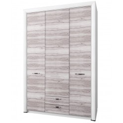 Трехстворчатый шкаф для одежды Оливия 3D2S