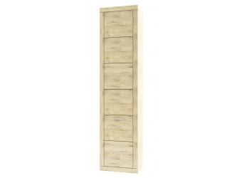 Шкаф-пенал для одежды Оскар 1DM
