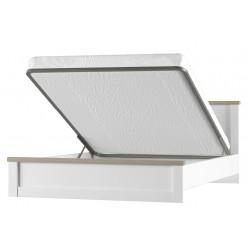 Двуспальная кровать Прованс 140 с подъемным механизмом