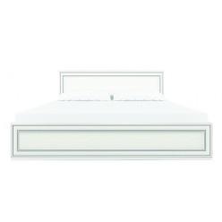 Двуспальная кровать Тиффани 180 крем вудлайн