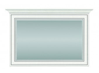 Настенное зеркало Тиффани 100 крем вудлайн