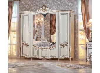Шкаф 5-х дверный Беатрис