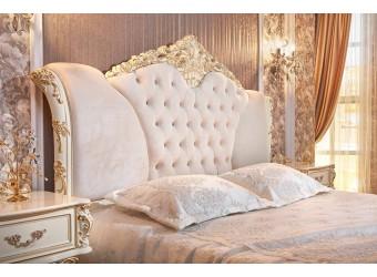 Спальня Каролина (крем) 5-и дверный шкаф