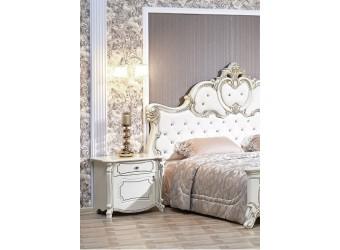 Спальня Лорена (крем) 6-и дверный шкаф
