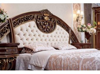 Спальня Марелла (темный орех) 6-и дверный шкаф