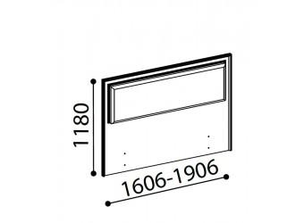 Спинка для кровати Алегро ALEG-25-160