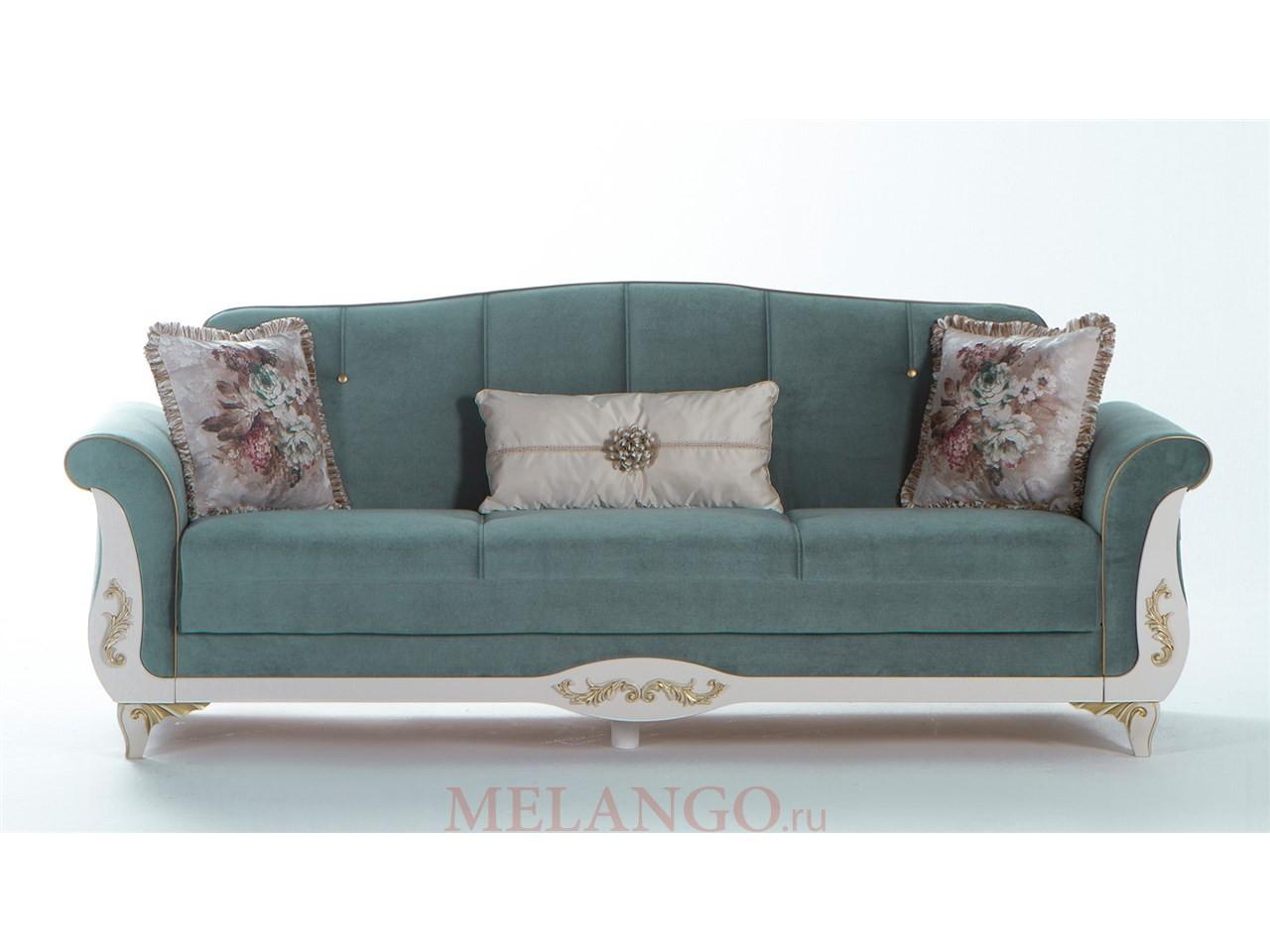 Трехместный диван-кровать Астория (Astoria) Беллона