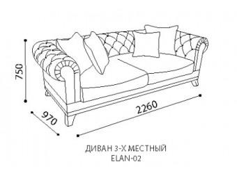 Мягкая мебель ELANTRA (Элантра)