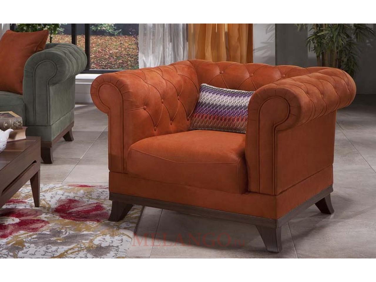 Низкое кресло ELANTRA (Элантра) ELAN-04
