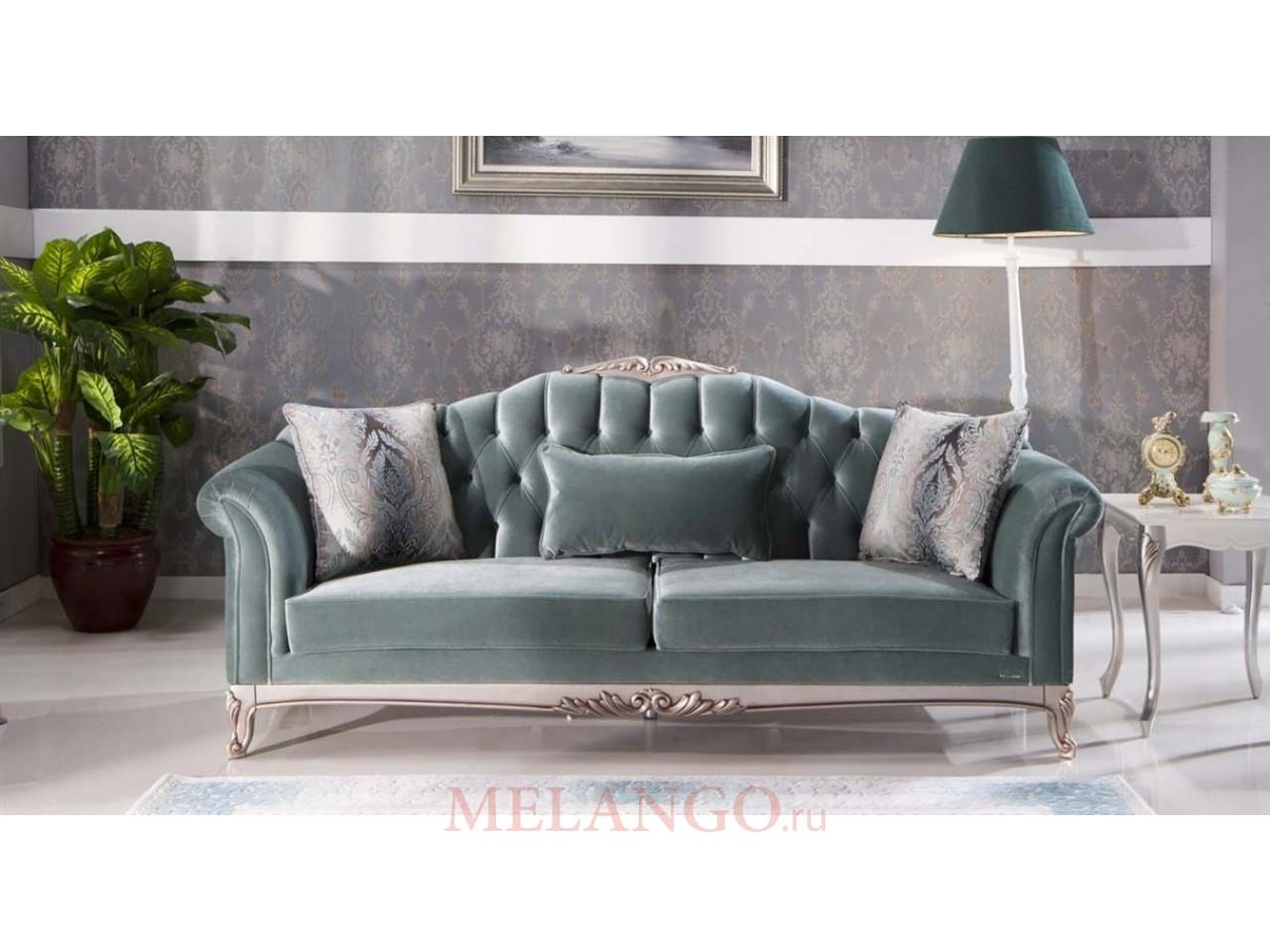 Двухместный диван-кровать GOLDEN (Голден) GLDEN-02