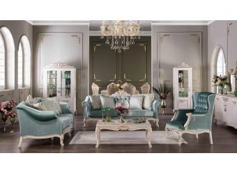 Комплект мягкой мебели GUSTO (Густо) композиция 2