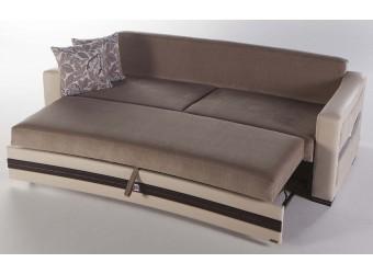Трехместный диван-кровать Каризма (KRZM-01)